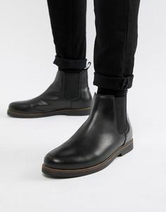 Черные кожаные ботинки челси Religion - Черный