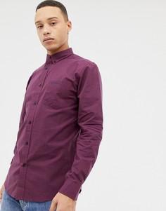 Рубашка в клеточку BEN SHERMAN - Красный