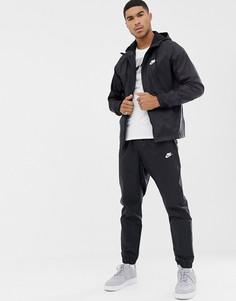 Черный спортивный костюм Nike 928119-010 - Черный