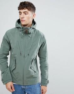 Зеленая куртка с капюшоном Pretty Green - Зеленый