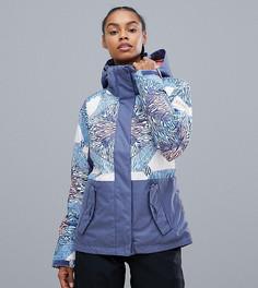 Куртка с разноцветным принтом Roxy - Мульти
