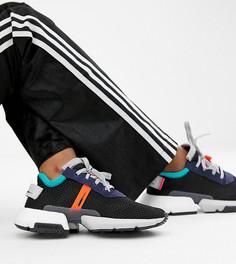 Черные кроссовки adidas Originals Pod-S3.1 - Мульти
