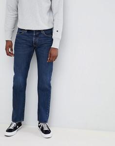 Синие джинсы прямого кроя Levis 501 - Синий Levis®
