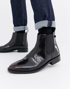 Ботинки челси Farah Jeans - Красный