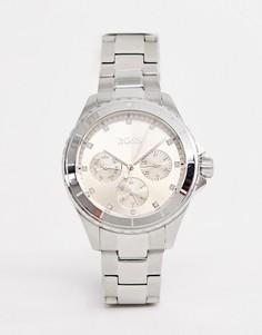 Серебристые наручные часы BOSS 1502444 Premiere - Серебряный