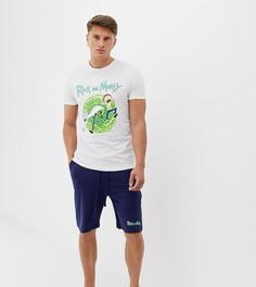 Пижама с шортами ASOS DESIGN - Мульти