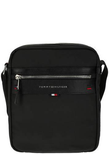 9cd6e15e9b78 Сумка Tommy Hilfiger — происхождение бренда: США — производство: Китай —  материал: 90% хлопок, 10% полиуретан — размер: максимальная длина — 24,5  см, ...