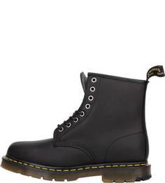 Высокие черные ботинки из гладкой кожи 1460 Dr. Martens