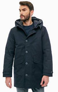 Демисезонная хлопковая куртка с капюшоном Bomboogie