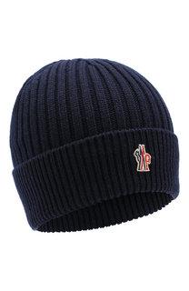 Шерстяная шапка Moncler