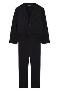 Хлопковый костюм Dolce & Gabbana