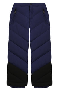 Утепленные брюки Moncler Enfant