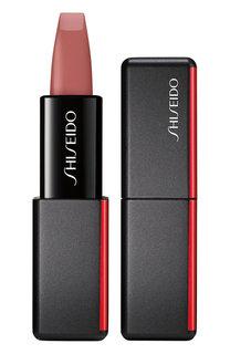 Матовая помада для губ ModernMatte, 506 Disrobed Shiseido