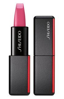 Матовая помада для губ ModernMatte, 517 Rose HIP Shiseido