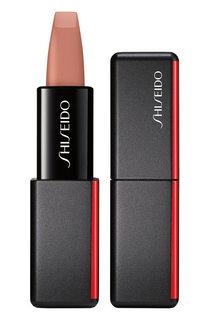 Матовая помада для губ ModernMatte, 502 Whisper Shiseido