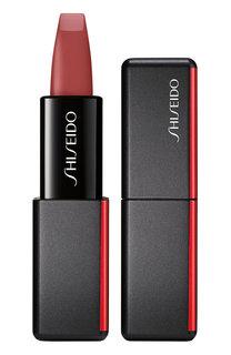 Матовая помада для губ ModernMatte, 508 Semi Nude Shiseido