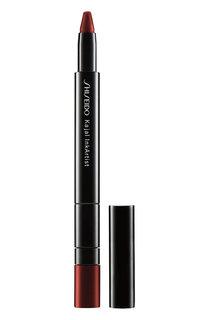 Многофункциональный карандаш-каял InkArtist, 04 Azuki Red Shiseido