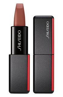Матовая помада для губ ModernMatte, 507 Murmur Shiseido