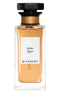 Парфюмерная вода LAtelier Ambre Tigre Givenchy