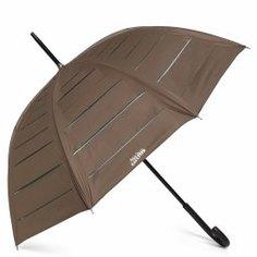 Зонт полуавтомат JEAN PAUL GAULTIER 666 темно-зеленый