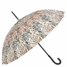 Зонт механический JEAN PAUL GAULTIER 1284 16B темно-зеленый