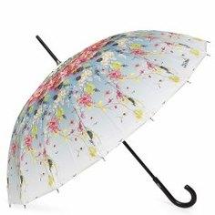 Зонт механический JEAN PAUL GAULTIER 1128 16B голубой