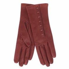 Перчатки AGNELLE ARIELLE/S бордовый