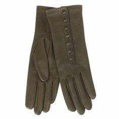 Перчатки AGNELLE ARIELLE/S темно-зеленый