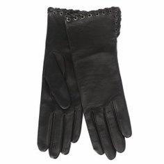 Перчатки AGNELLE FANNYEYELET черный