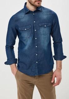 Рубашка джинсовая Piazza Italia