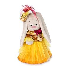 Мягкая игрушка Budi Basa Зайка Ми барышня в янтарно-золотом, 25 см