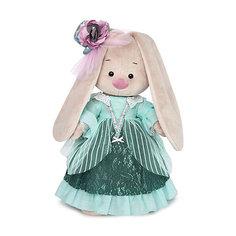 Мягкая игрушка Budi Basa Зайка Ми барышня в персидском зеленом, 25 см
