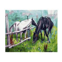 """Картина по номерам Molly """"Утро в деревне"""", 40х50 см"""