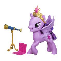 "Интерактивная фигурка My Little Pony ""Разговор о дружбе"", Твайлайт Спаркл (Искорка) Hasbro"