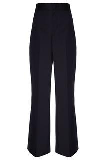 Шерстяные брюки Nedford Isabel Marant Etoile