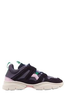 Контрастные кроссовки Kindsay Isabel Marant