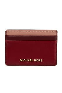Визитница с градиентом Money Pieces Michael Michael Kors