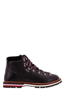 Черные ботинки Blanche Moncler