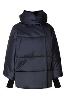 Темно-синяя куртка «Лола» Novaya