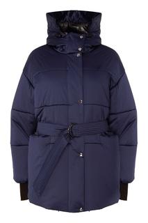 Синяя куртка «Ума» Novaya