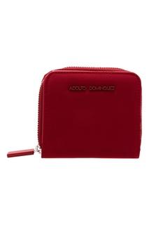 Красный кошелек Adolfo Dominguez
