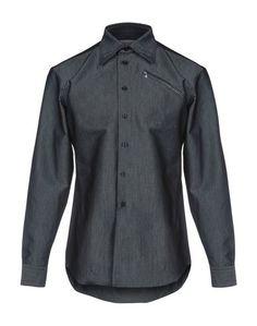 Джинсовая рубашка Versace Classic