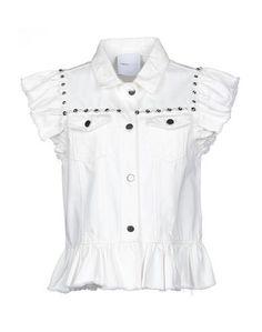 Джинсовая верхняя одежда Isabelle Blanche Paris