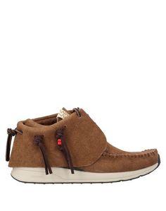 Полусапоги и высокие ботинки Visvim