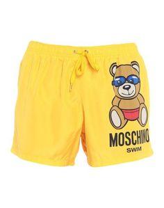 Шорты для плавания Moschino