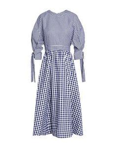 Платье длиной 3/4 Rosetta Getty