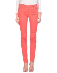 Джинсовые брюки Lacoste