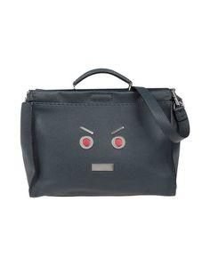 Деловые сумки Fendi Selleria