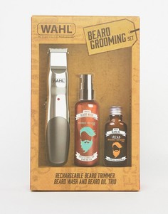 Набор средств по уходу за бородой Wahl - Бесцветный