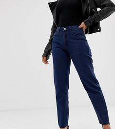 Джинсы в винтажном стиле Missguided - Синий
